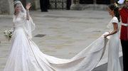 Powstaje replika sukni Kate Middleton