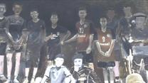 Powstał ogromny mural upamiętniający akcję ratunkową w Tajlandii