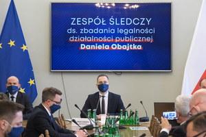 Powstał parlamentarny zespół śledczy, zajmujący się Danielem Obajtkiem