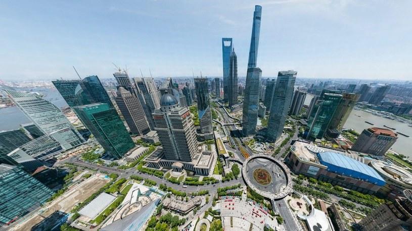 Powstała największa panorama w historii. Szanghaj w rekordowych 195 gigapikselach /Geekweek
