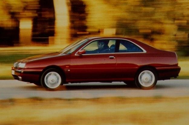 Powstało tylko nieco ponad 3200 egzemplarzy kappy coupe /