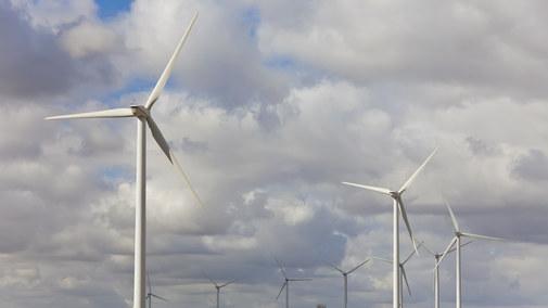 Powstały najwyższe wiatraki na świecie z magazynem energii