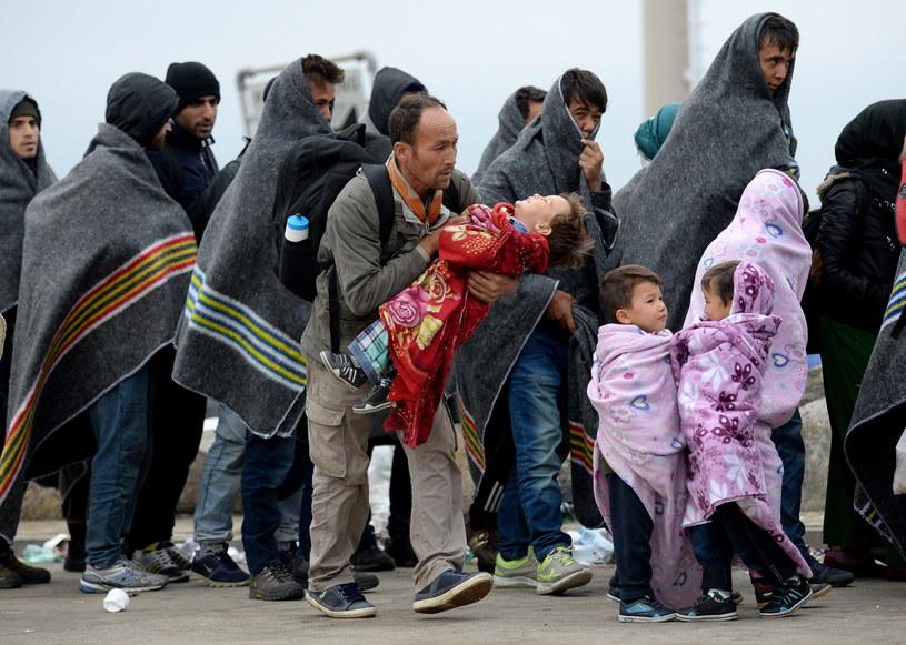Powstaną luksusowe obozy dla uchodźców? /PAP/EPA