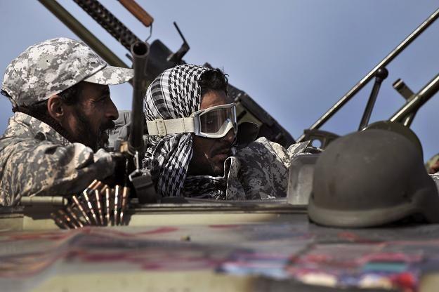Powstańcy zdobywają kolejne miasta /AFP
