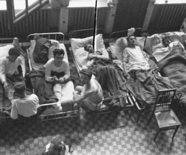 Powstańcze szpitale. Smród, śmierć i szczury