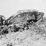 Powstanie czołgu. Winston Churchill i lądowe okręty