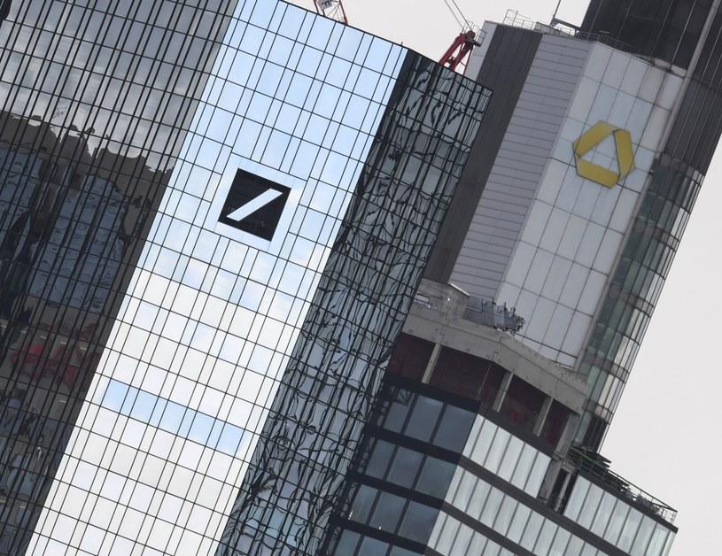 Powstanie jeden z największych banków w Europie? /ARNE DEDERT  /Agencja SE/East News