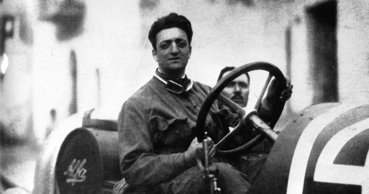 Powstanie kinowa biografia Enza Ferrariego