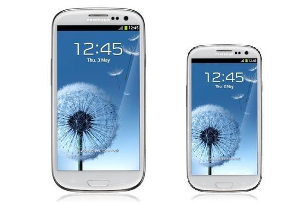 Powstanie mniejsza wersja Samsunga Galaxy S III? /materiały prasowe