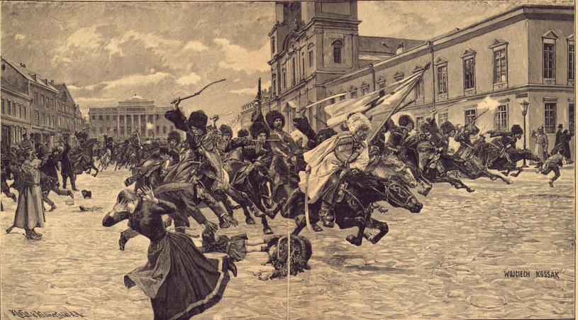 Powstanie styczniowe 1863-64 /EastNews /East News