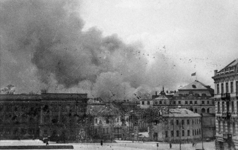 Powstanie w getcie warszawskim /ZIH /Agencja FORUM