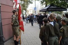 Powstanie Warszawskie 75 lat później: ul. Filtrowa