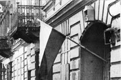 Powstanie Warszawskie na archiwalnych zdjęciach