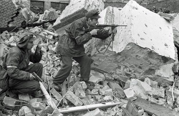 Powstanie Warszawskie /Bilderwelt /East News