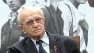Powstaniec Edmund Baranowski wspomina 63 dni walki