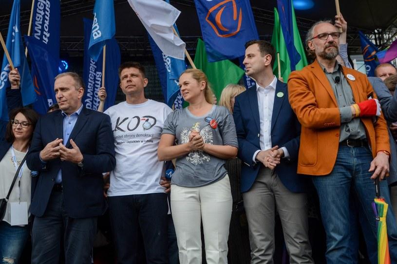 """""""Powstrzymać PiS przed przejęciem politycznej kontroli nad samorządami"""" /Mariusz Gaczyński /East News"""