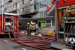 Pożar apartamentowca w Holandii. Trwa akcja ratunkowa