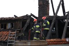 Pożar domu nieopodal Kętrzyna. Nie żyją dwie kobiety i dziecko