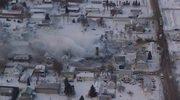Pożar domu starców. 3 osoby nie żyją