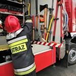 Pożar domu w Katowicach. Zginęła jedna osoba