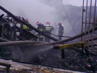 Pożar gasiło ponad 100 strażaków /RMF
