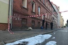 Pożar kamienicy w Lęborku. Wśród rannych są dzieci