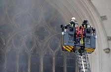 Pożar katedry w Nantes. Całkowicie płonęły 400-letnie organy