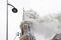 Pożar kościoła w Białymstoku