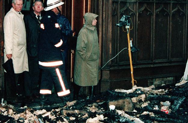 Pożar Notre Dame. Renowacja Windsoru wzorem dla odbudowy?