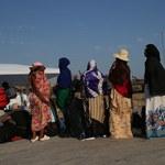 Pożar obozu Moria. Część migrantów przeniesiona do namiotów