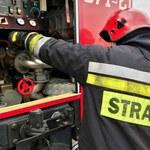 Pożar poważne uszkodził dom dziecka. Dzieci będą musiały mieszkać w hostelu