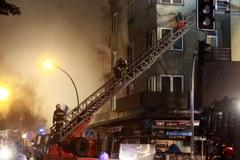 Pożar restauracji w centrum Zakopanego