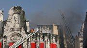 Pożar strawił legendarną salę koncertową w Paryżu
