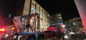 Pożar szpitala w Rumunii. Nie żyje 10 pacjentów z COVID-19