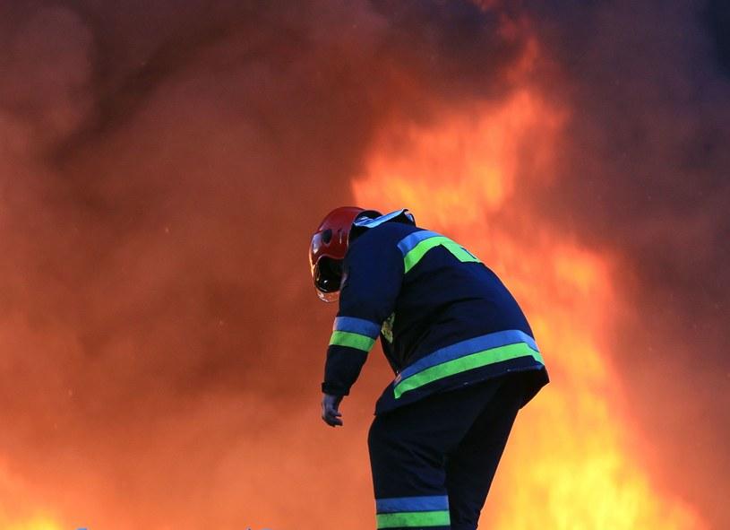 Pożar w Browarze Namysłów w Braniewie (zdj. ilustracyjne) /123RF/PICSEL