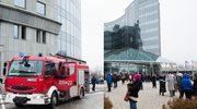 Pożar w budynku TVP! Na miejscu wozy strażackie i karetki!