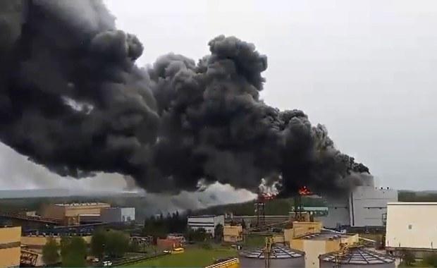 Pożar w Elektrowni Bełchatów. Największy blok wyłączony do końca maja