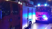 Pożar w Gdańsku. Spłonęła hala przy ul. Hallera