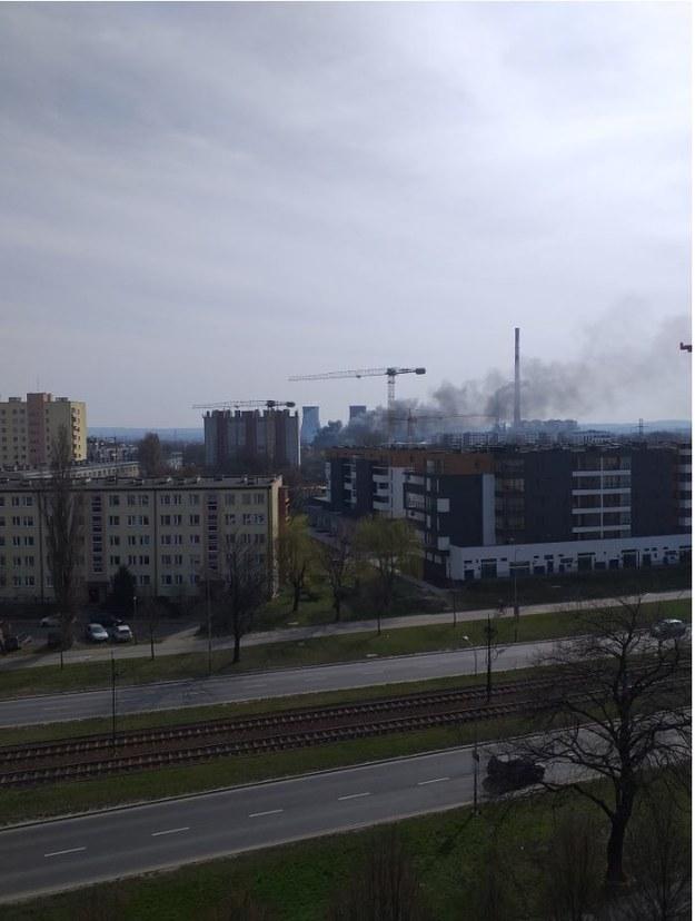 Pożar w Łęgu /Słuchacz /Gorąca Linia RMF FM