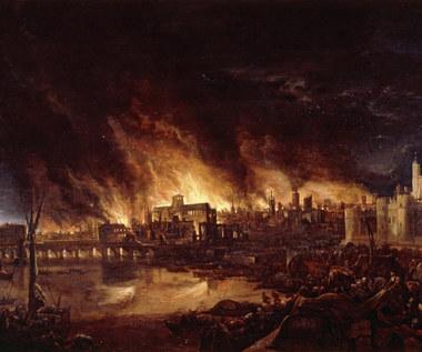 Pożar w Londynie, czyli jak iskra rozpętała piekło