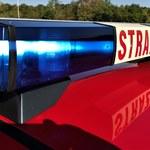 Pożar w Mirosławcu. Dwie osoby zginęły