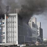 Pożar w największej na świecie fabryce szczepionek przeciw Covid-19
