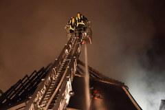Pożar w Niemczech. Spłonął dom, w którym mieszkali cudzoziemcy