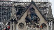 Pożar w Notre Dame. Alarm przeciwpożarowy ostrzegał dwukrotnie