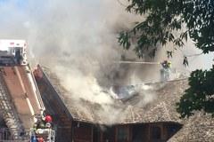 Pożar w Poznaniu