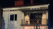 Pożar w Sanoku. Pięć osób rannych