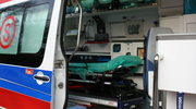 Pożar w Śliwnicy - dwulatek i jego matka mieli rany kłute