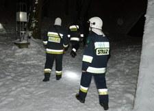 Pożar w Słubicach. Znaleziono dwa ciała