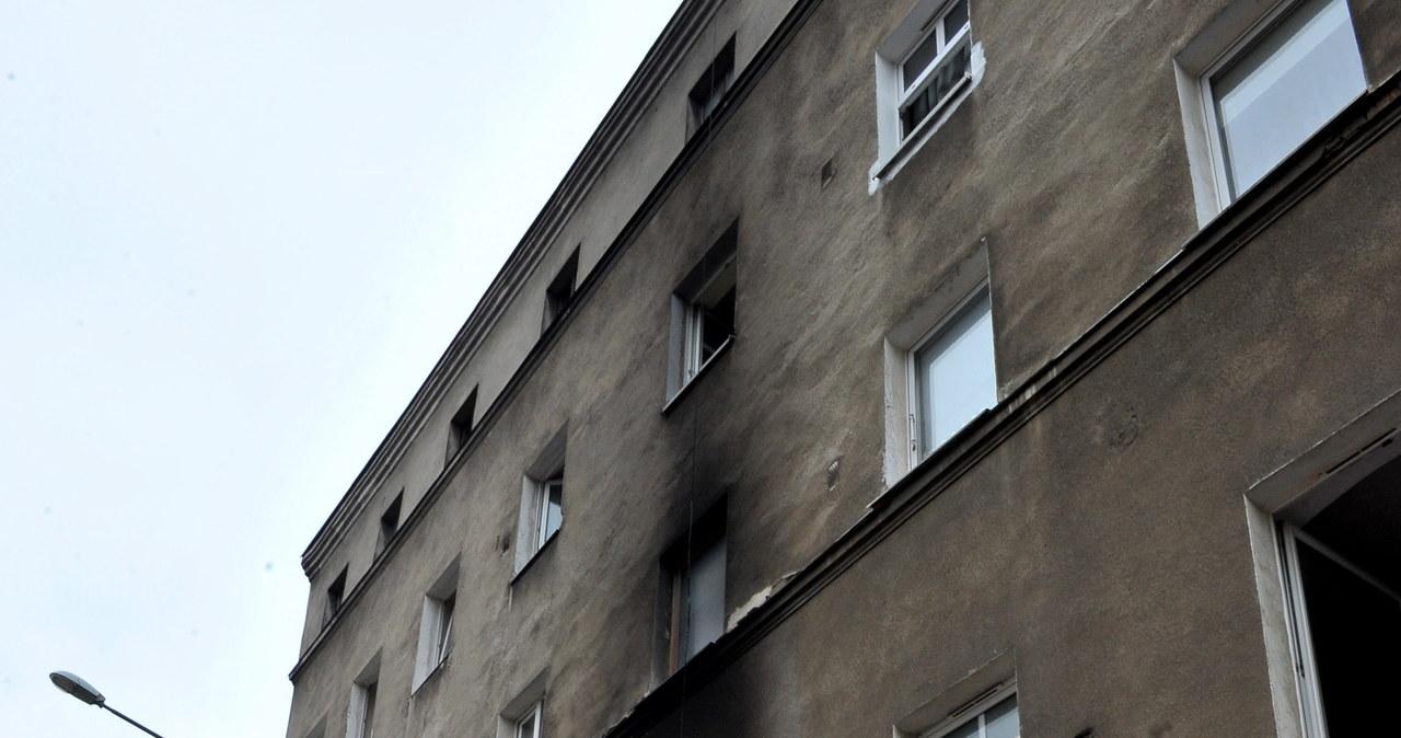 Pożar w Szczecinie. Nie żyją 2 osoby