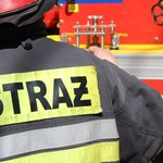 Pożar w Tarnobrzegu. Jedna osoba nie żyje